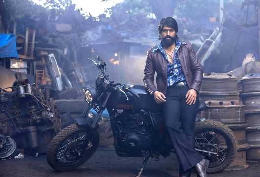 KGF: Chapter 1 Movie