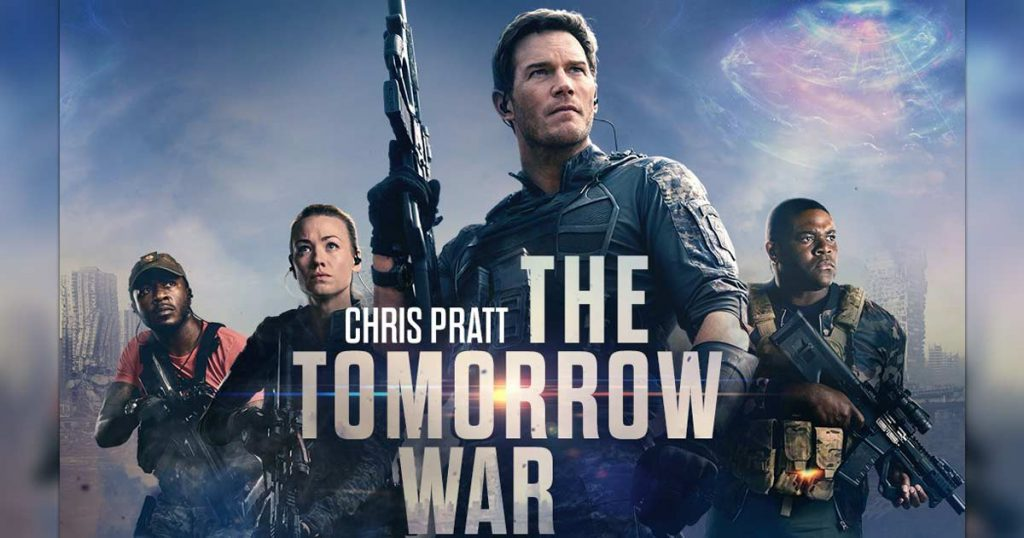 The Tomorrow War Full Movie Download in Hindi Dubbed1